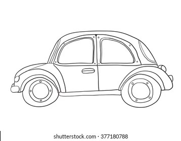 Car Sketch Stock Images, Royalty-Free Images & Vectors