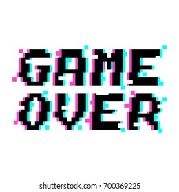 game over images stock