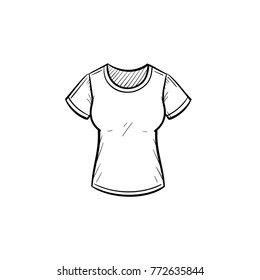 Woman Tight Shirt Stock Images, Royalty-Free Images
