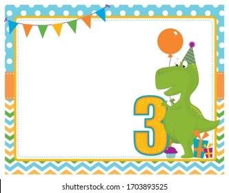 https www shutterstock com image vector vector illustration blank empty third birthday 1703893525