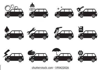 Valet Parking Icon Imágenes, fotos y vectores de stock
