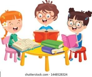 Kid Studying Vector Images Stock Photos & Vectors Shutterstock