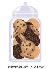 Cookie Jar Stock Illustrations Images Vectors Shutterstock