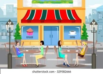 Cartoon Restaurant Image Outside Images Stock Photos & Vectors Shutterstock