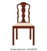 Antique Wooden Chair Images, Stock Photos & Vectors ...