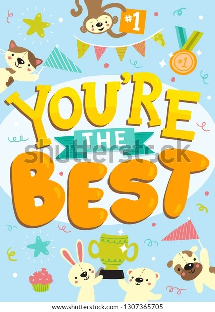 Your The Best Clip Art : Clipart, Vector