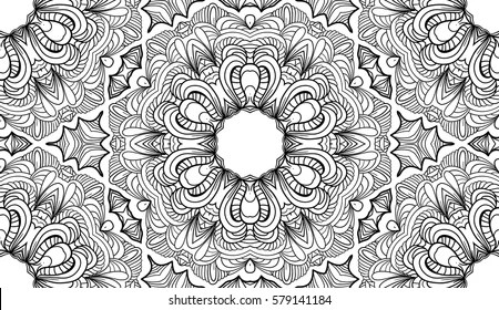 geometric coloring page # 73