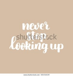 Vector Motivational Quote Cute Handdrawn Lettering Stock Vector Royalty Free 501556534