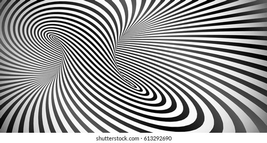 optical illusion images stock
