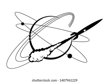 Voyager Spacecraft Images, Stock Photos & Vectors