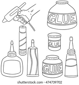 Hot Glue Gun Stock Illustrations, Images & Vectors