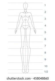 Similar Images, Stock Photos & Vectors of Woman body