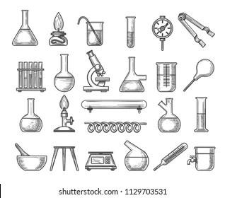 Laboratory Equipment Images, Stock Photos & Vectors