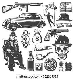 Drug Dealer Gangster Tattoo Designs