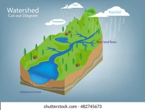 Watershed Images, Stock Photos & Vectors | Shutterstock
