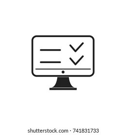 knowledge check icon Images, Stock Photos & Vectors