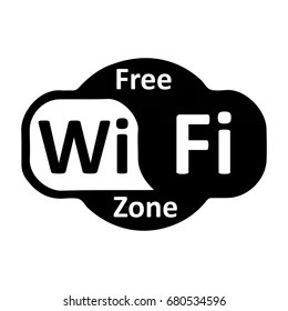 wifi zone images stock