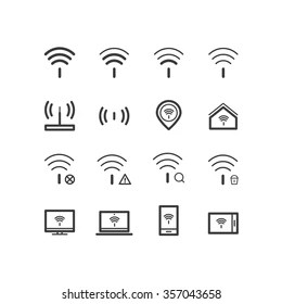 Access Point Icon Images, Stock Photos & Vectors