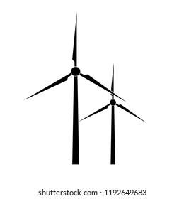 Wind Power Generation Stock Vectors, Images & Vector Art