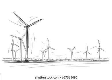 Wiring And Diagram: Draw A Diagram Of Windmill