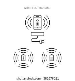 Wireless Charging Images, Stock Photos & Vectors