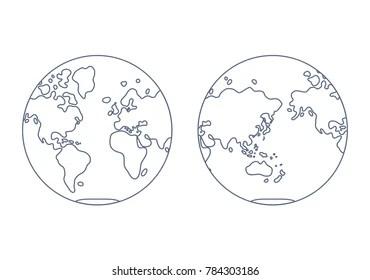 Eastern Hemisphere Images, Stock Photos & Vectors
