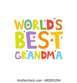 best grandma images stock