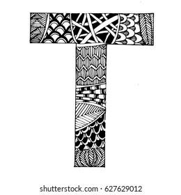 Continuous Line Typeface Snímky, stock fotografie a