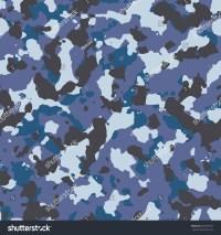 Royalty-free Seamless fashion blue marine police ...