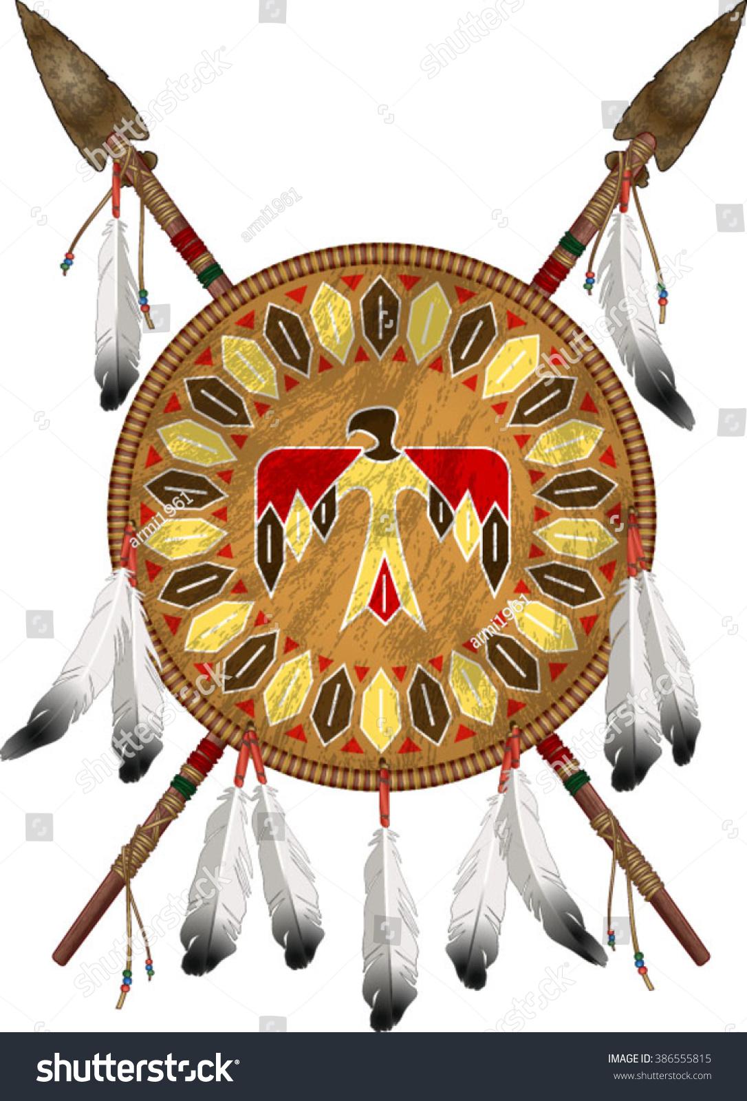 Native American Indian Worksheet