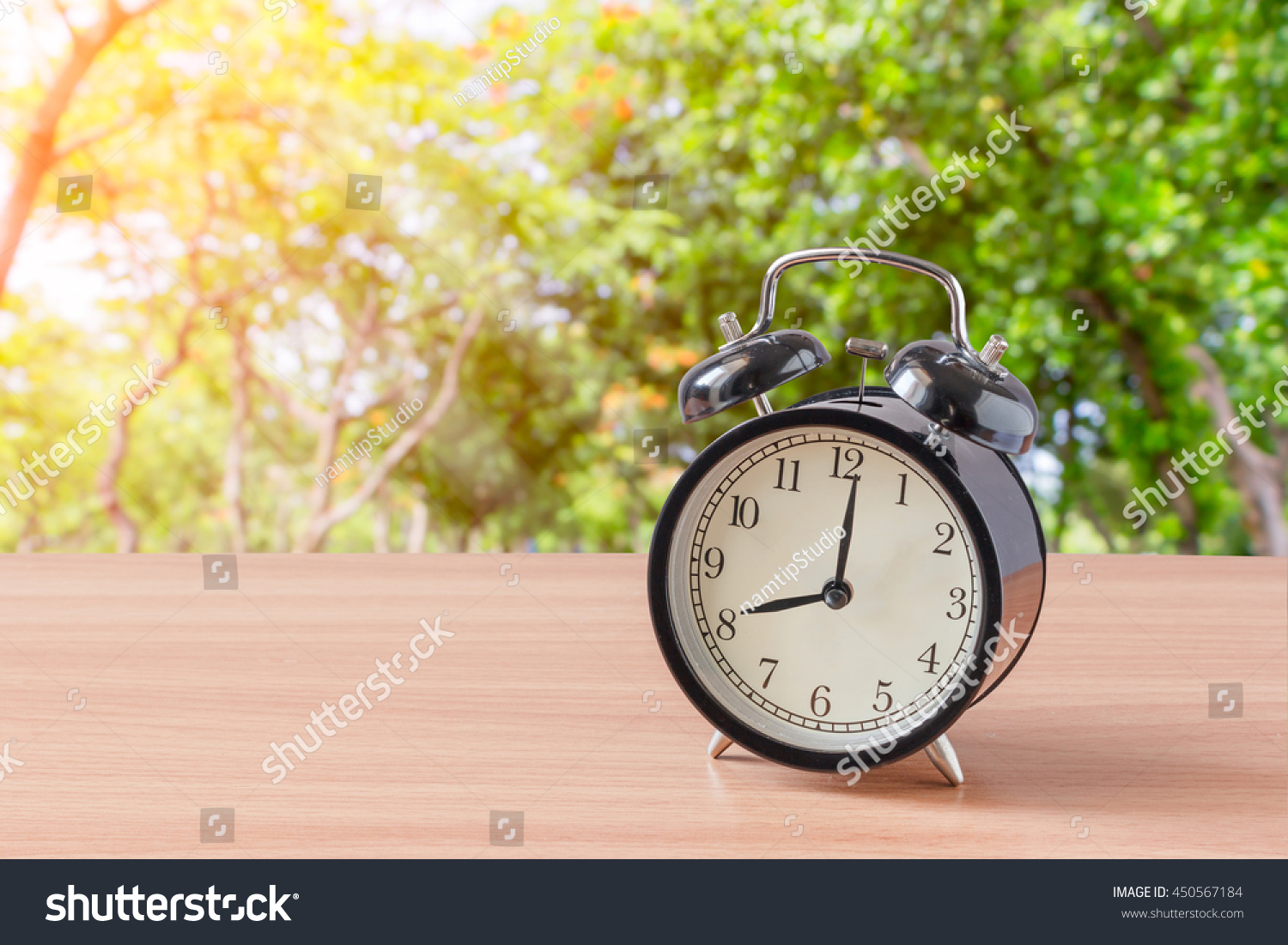 Clock And Alarm