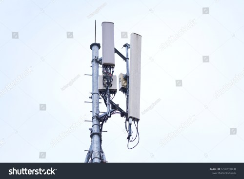 small resolution of 3g 4g and 5g cell site base station or base transceiver station cell