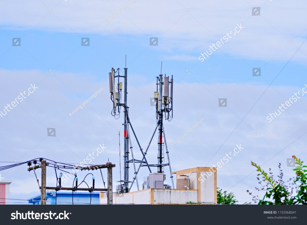 medium resolution of 3g 4g and 5g cell site telecommunication tower radio tower or mobile phone