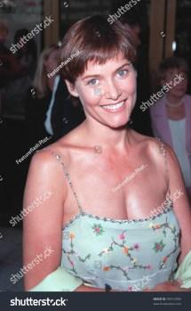 Actress Carey Lowell