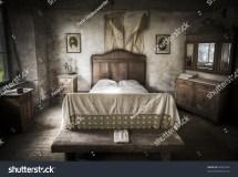 Creepy Basement Bedroom