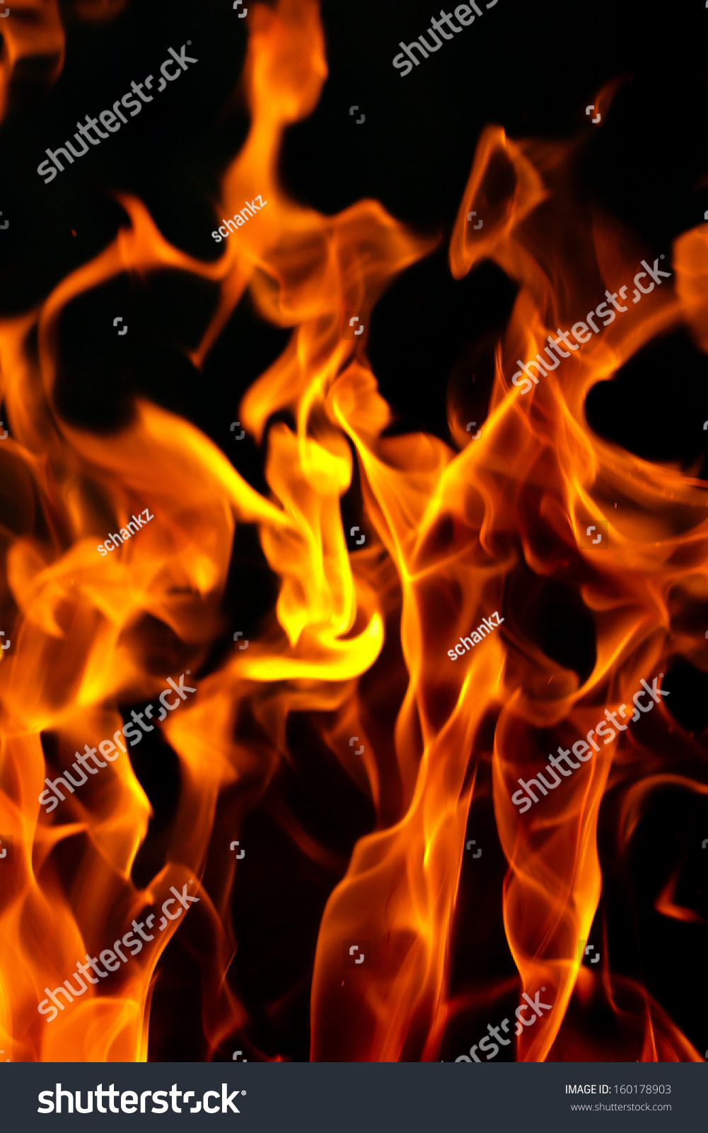 abstract flames fire stock