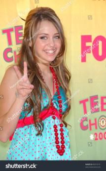 Miley Cyrus Teen Choice Awards