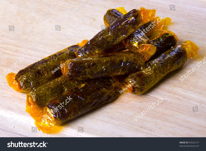 Aling Conching Salted Tamarind Candy (Sampalok) Stock Photo 93526177 : Shutterstock