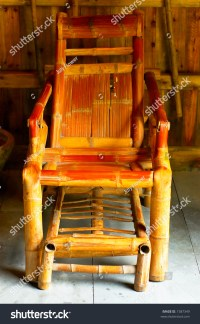 An Ancient Chinese Chair. Stock Photo 1587349 : Shutterstock