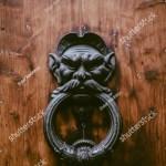 Ancient Old Italian Door Knob Antique Stock Photo Edit Now 1460798042
