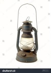 Antique Petroleumlamp Stock Photo 9846421 - Shutterstock