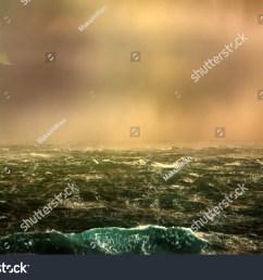 approaching hurricane core eye of cyclone kara sea basin of arctic ocean  [ 1500 x 1101 Pixel ]