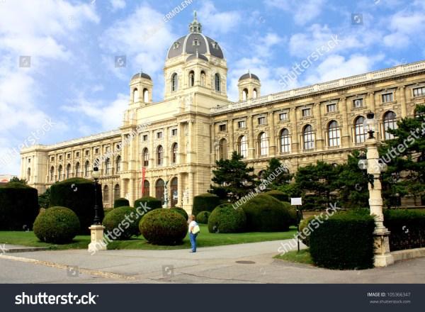 Austria. Vienna. Museum Of Natural History Square