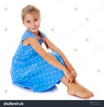 Barefoot Little Girls Dresses