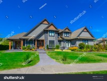 Big House with Front Yard