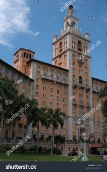 Biltmore Hotel Coral Gables Florida Usa Stock 577040