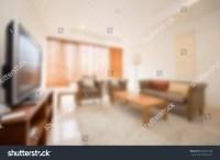 Blur Abstract Livingroom Decoration Interior Background ...