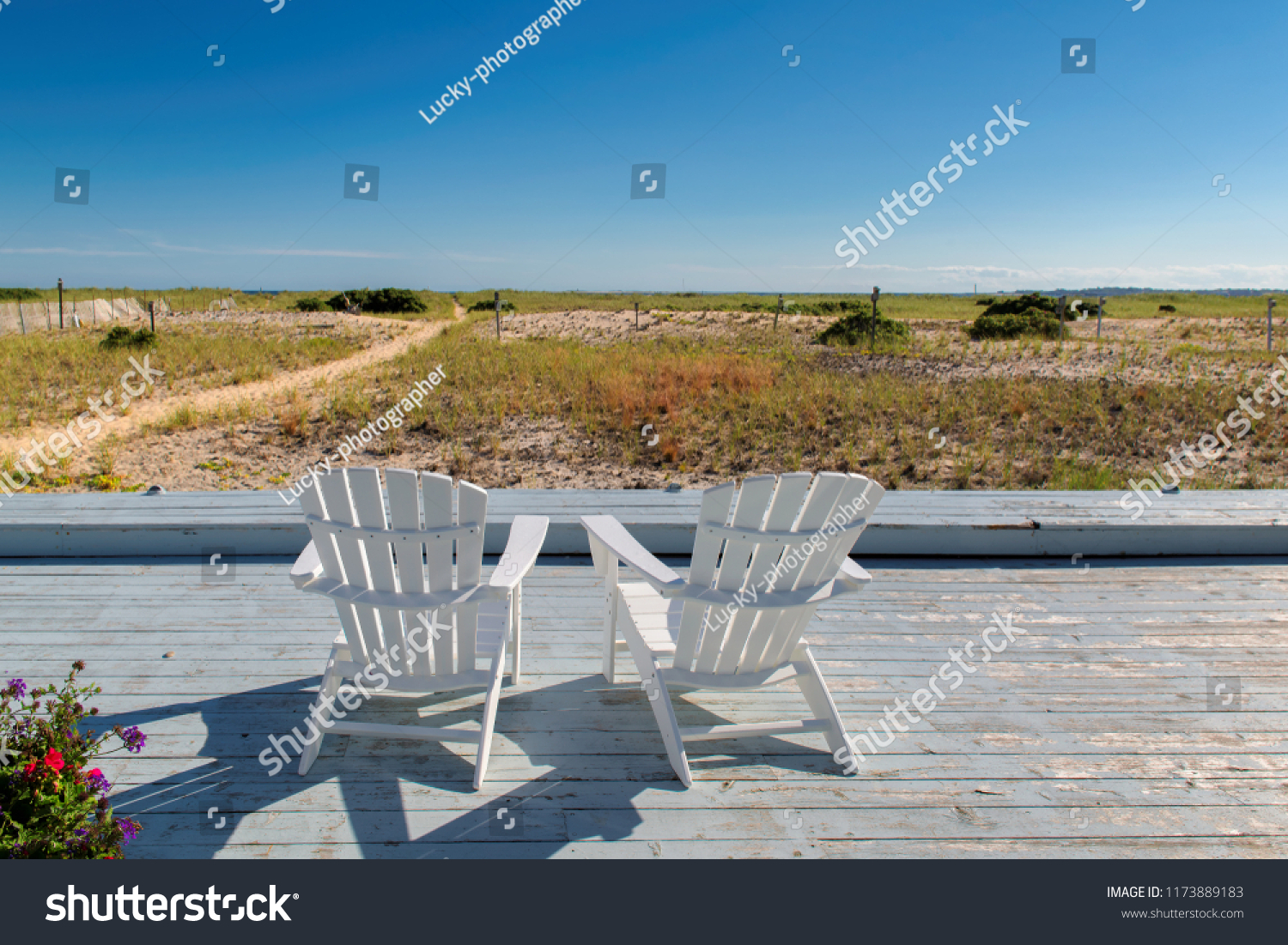 cape cod beach chair harwich hairpin leg sunset chairs stock photo edit now 1173889183 at with on massachusetts usa