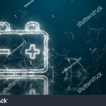 Car Battery Electrical Energy Power Supply Stock Illustration 1136544887