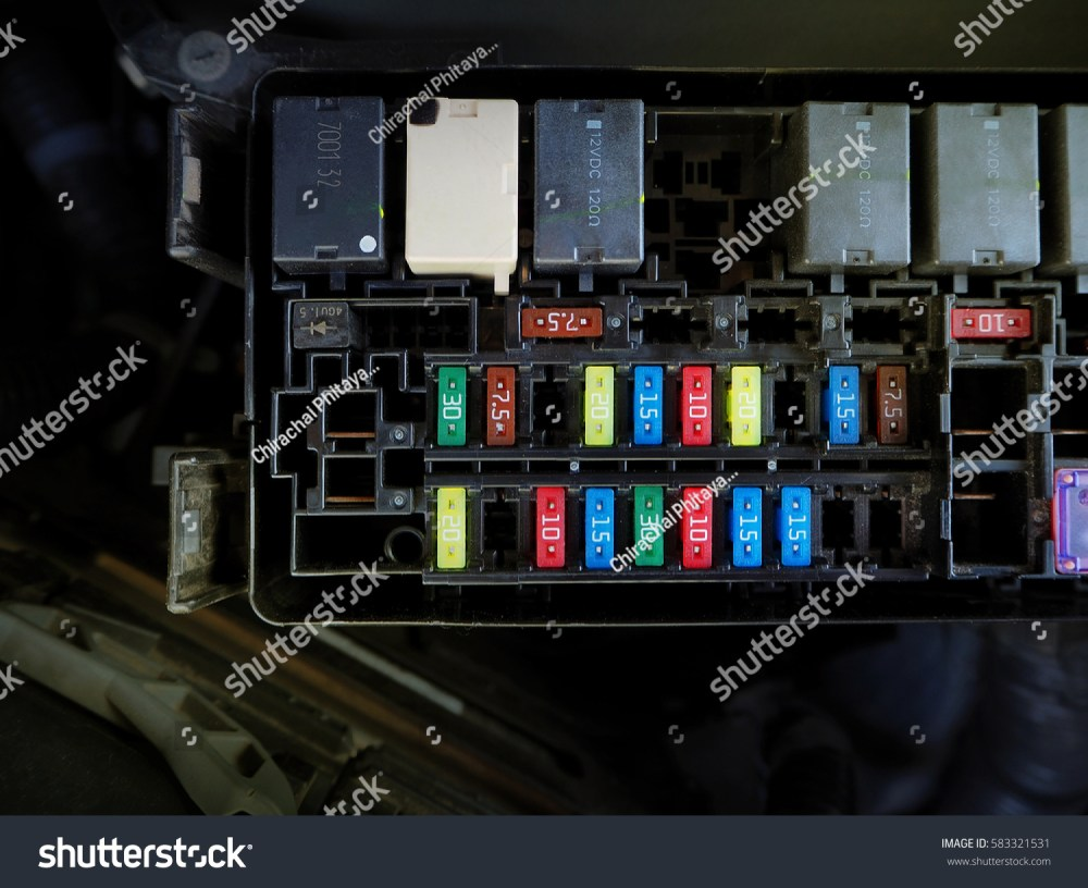 medium resolution of car colour fuse box